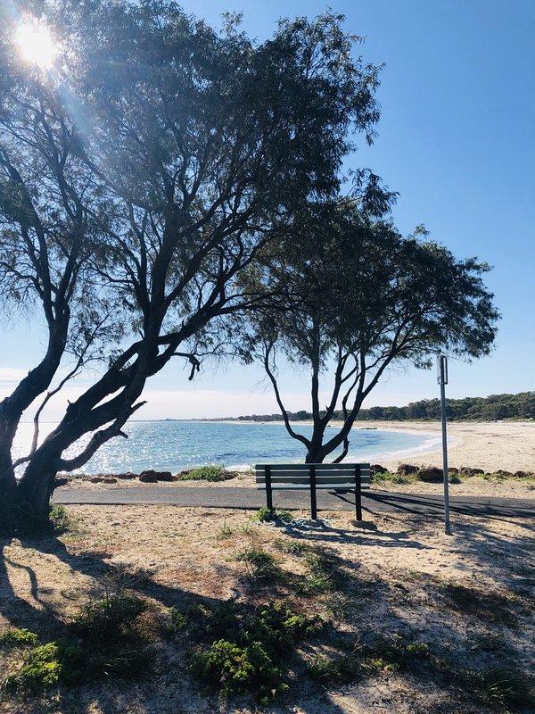 Broadwater Beach Cottage con WIFI