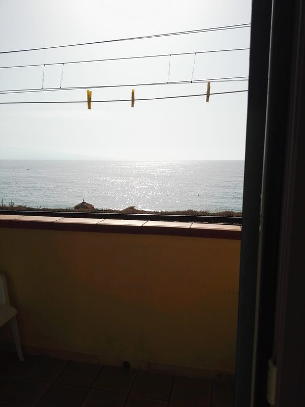 Casa fronte mare, holiday rental in San Filippo del Mela