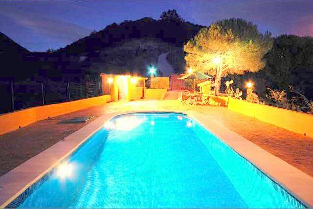 ESPECTACULAR Finca DE 30.000.- m2  El Capricho de Almadan,, holiday rental in Monda