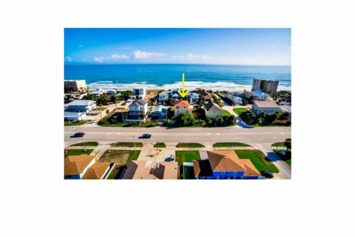 Luxury ocean-view home is just steps to the ocean and is off of 3rd!