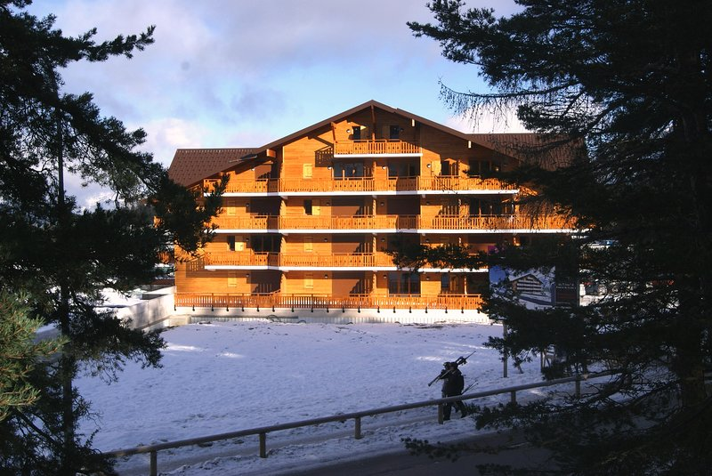 The CHAMOIS I, view of the Residence
