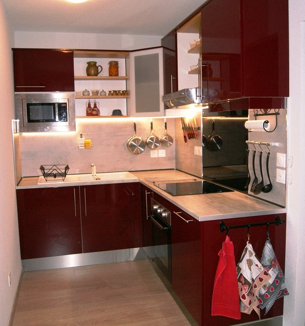 CHAMOIS I, Fully equipped kitchen