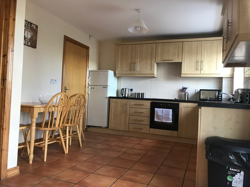 Spacious apartment, vacation rental in Ballyliffin