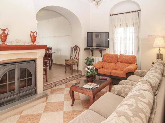 Casa Rural Casa de Isabel en Villaviciosa de Córdoba, holiday rental in Cardenchosa
