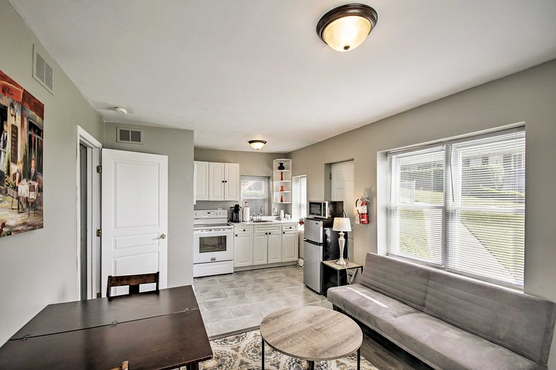 Reconnect with loved ones at this Lake St. Clair vacation rental home!