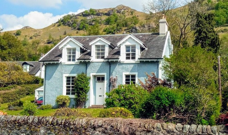 Greenbank, Lochgoilhead, holiday rental in Loch Lomond and The Trossachs National Park