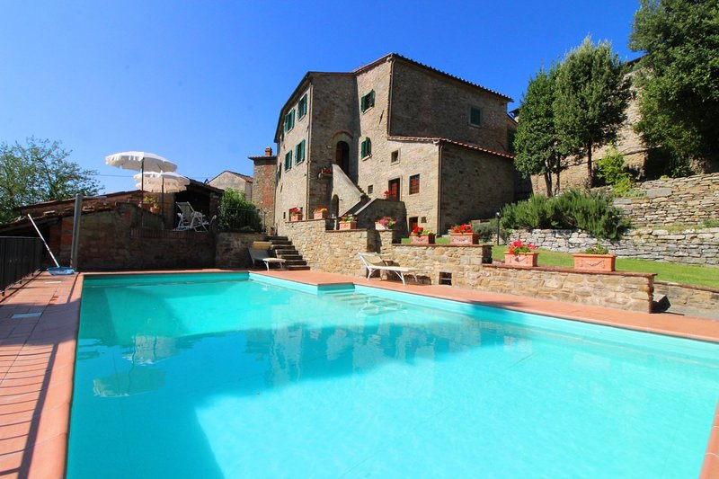 BORGO CAPRILE, vacation rental in Pieve di Chio