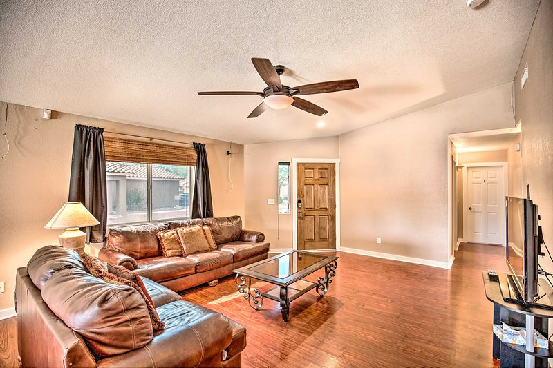 Verken Tucson vanuit dit charmante vakantiehuis!