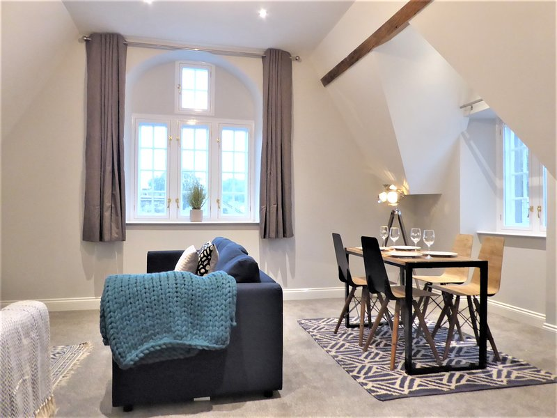 Town Hall Lofts, Settle, Apartment 3, holiday rental in Yorkshire Dales National Park