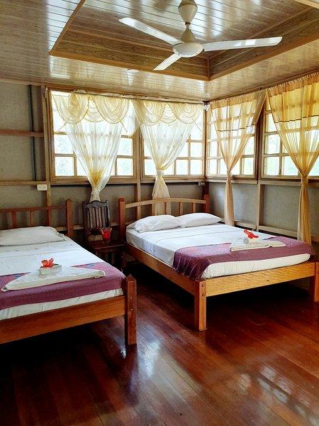 Hotel Casa Horizontes Corcovado, cabaña la Casita equipada para cocinar  equiped – semesterbostad i Corcovado National Park