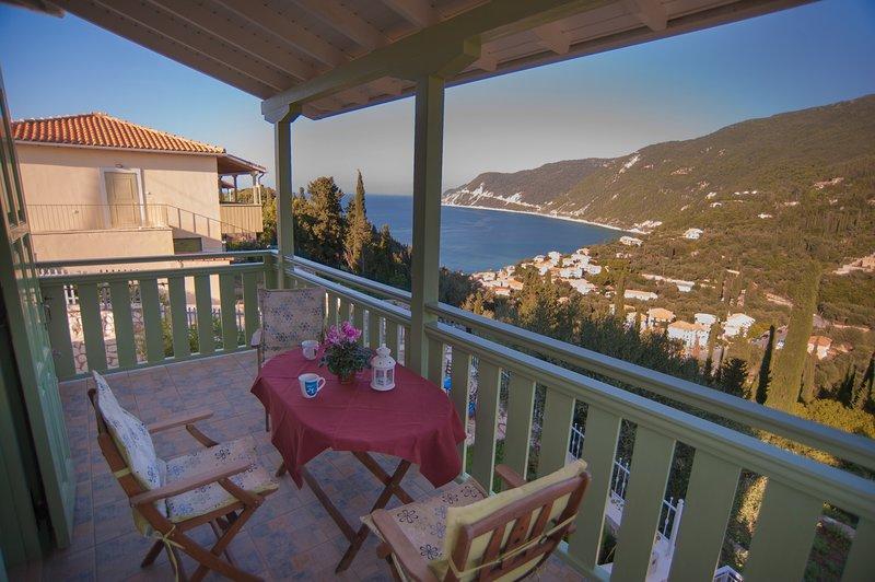 Agios Nikitas-Deep Blue-Rosemary, holiday rental in Agios Nikitas