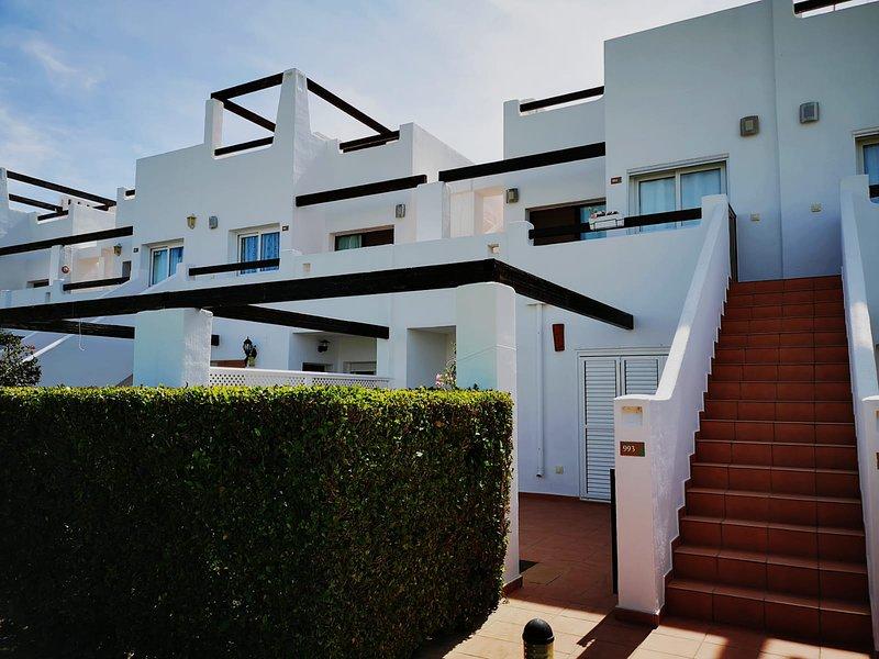 2 Bedroom Apartment Condado de Alhama, holiday rental in Alhama de Murcia