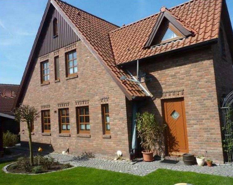 Ferienhaus Henny**** im Fischerort Ditzum, location de vacances à Emden