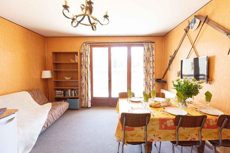 Apartment Le Brigou, holiday rental in Montgenevre
