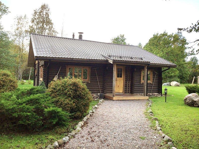 Saunaküla | Finnish house, aluguéis de temporada em Estônia