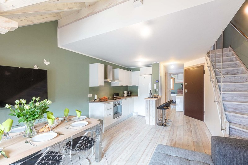 Apartment Le Loup, holiday rental in Montgenevre