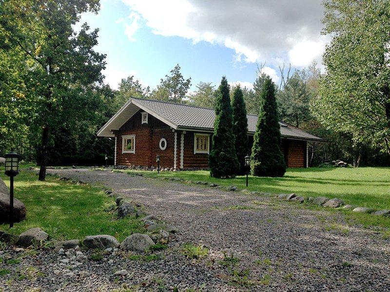 Saunaküla | Spa House – semesterbostad i Harju-Risti