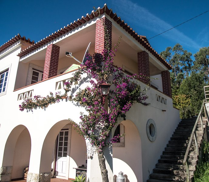Beautiful house with sea view, vacation rental in Pedrogao
