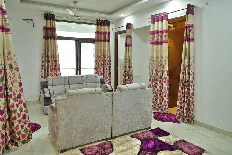 Shivoham Yoga Retreat, holiday rental in Rishikesh