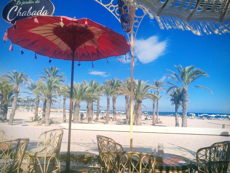 Javea | Arenal | promenade and beach