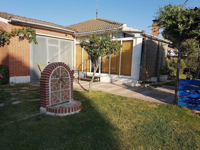 CASA RURAL MAITE, holiday rental in La Cisterniga