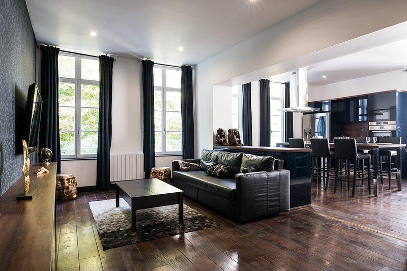 LE NAYA − Apt 2 chambres proche de la Grand Place, location de vacances à Lille