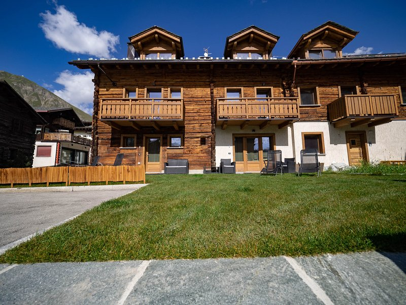 RASIA RESIDENCE RELAX, holiday rental in Livigno