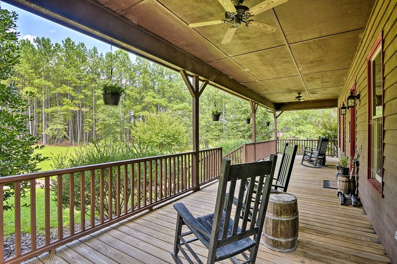 This property features plenty of outdoor space to enjoy!