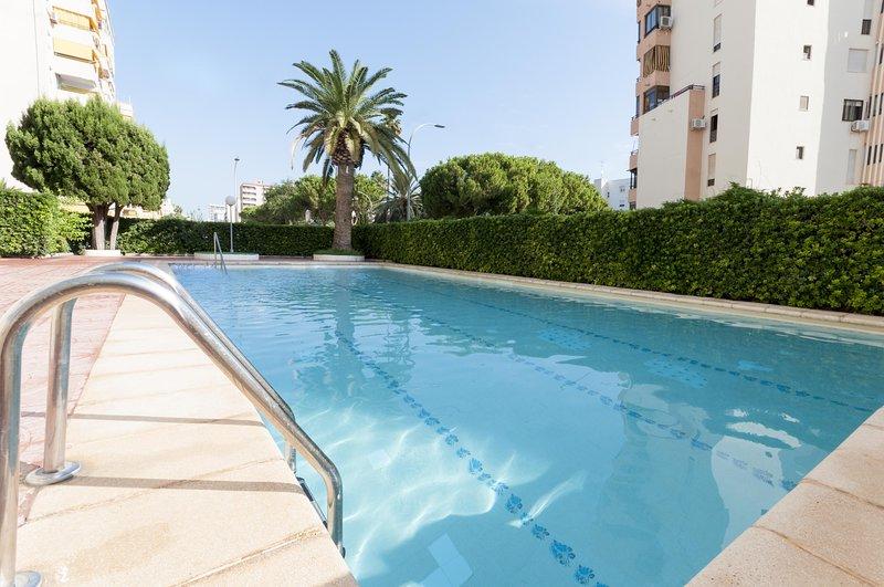ACAPULCO IV - Apartment for 6 people in Playa De Gandia, holiday rental in Grau de Gandia