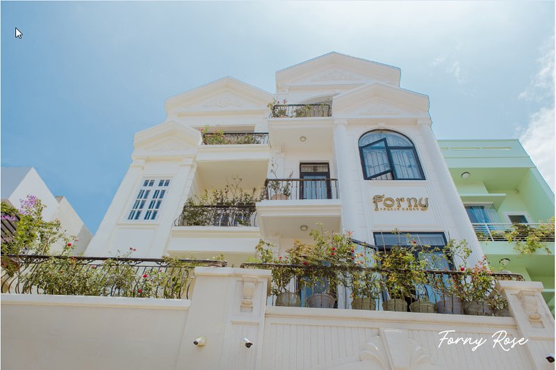 Forny Rose Homestay No.1, vakantiewoning in Vung Tau