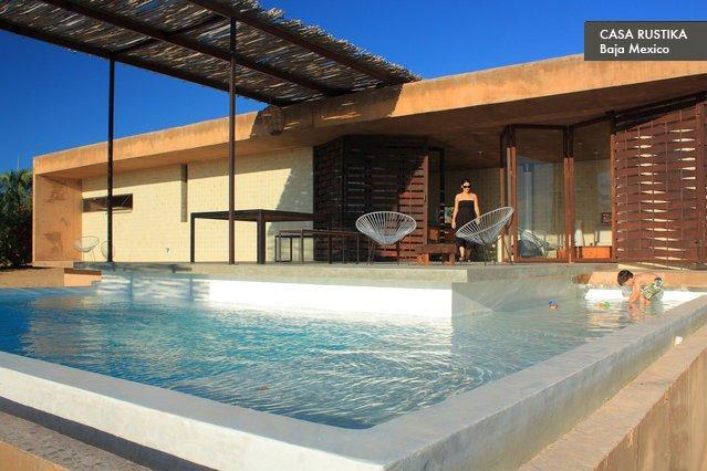 Casa Moderna, holiday rental in Todos Santos