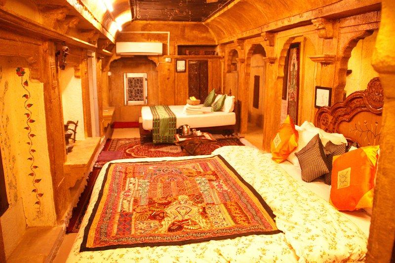 desert haveli guest house lovely heritage property, alquiler de vacaciones en Jaisalmer