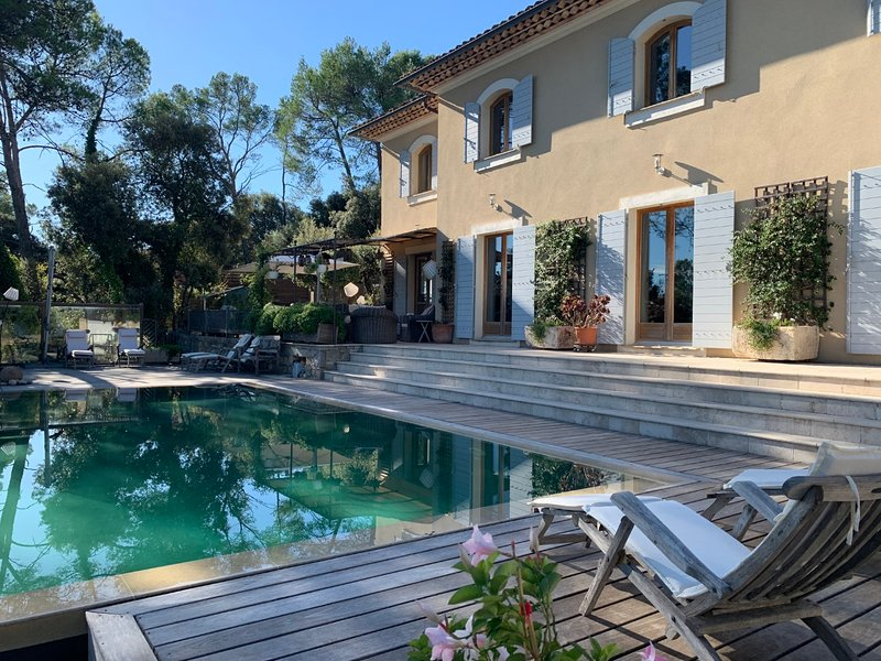 Bastide du Moutas, holiday rental in Le Thoronet