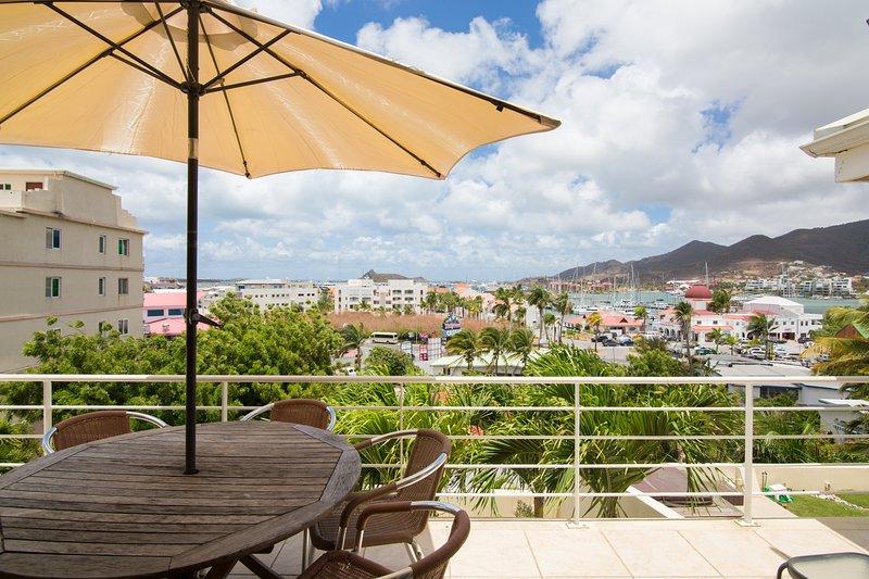 CASA DE BELLA... 3 BR vacation rental in Pelican Key, St Maarten