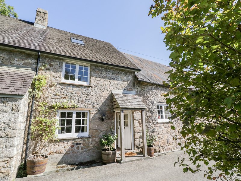 Cromlech Cottage, Chagford, holiday rental in Okehampton