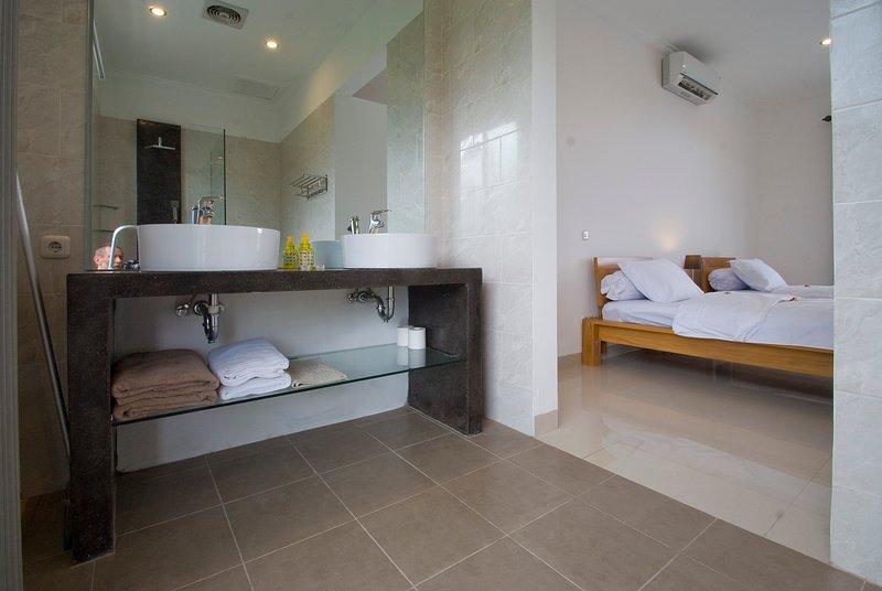 Camera 5 con bagno privato ensuite