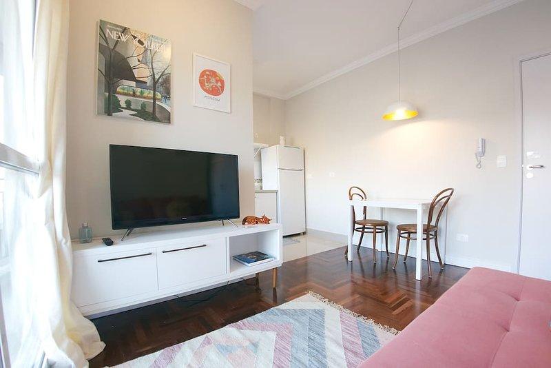 Lindo apartamento novo Parque Barigui com garagem, casa vacanza a Curitiba