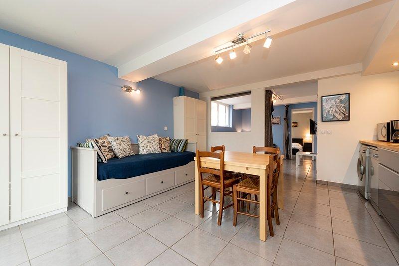 Le Pastel - bel appartement 6P avec terrasse !, location de vacances à Beauzelle