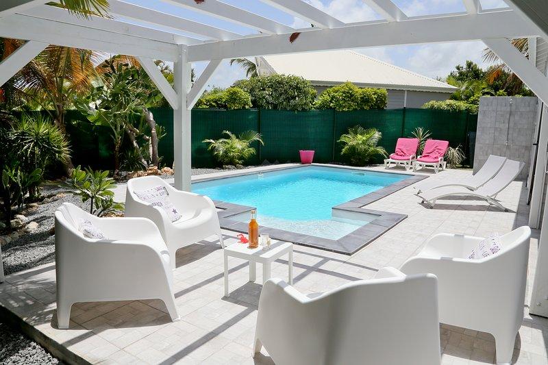 La petite villa Guadeloupe - villa B, vacation rental in Guadeloupe