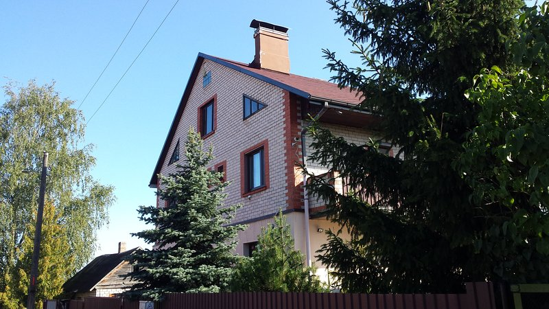 JUST YOU INN***APARTMENT with SAUNA and GYM, holiday rental in Daugavpils