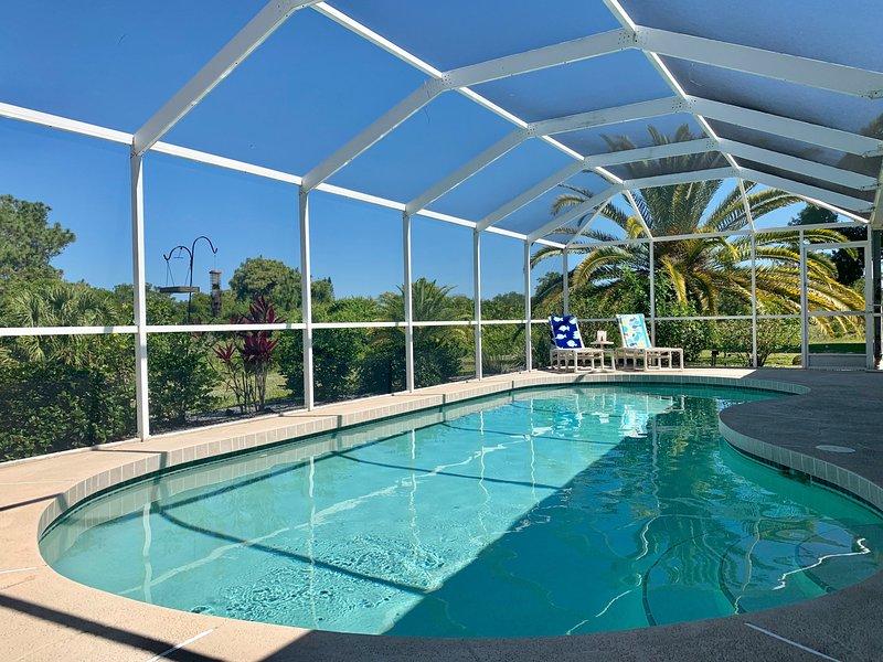 Rotonda West 18 * Enjoy Tranquility In Paradise *, holiday rental in Rotonda West