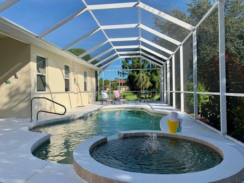 Rotonda West 66 *  Tropical Oasis! *, holiday rental in Rotonda West