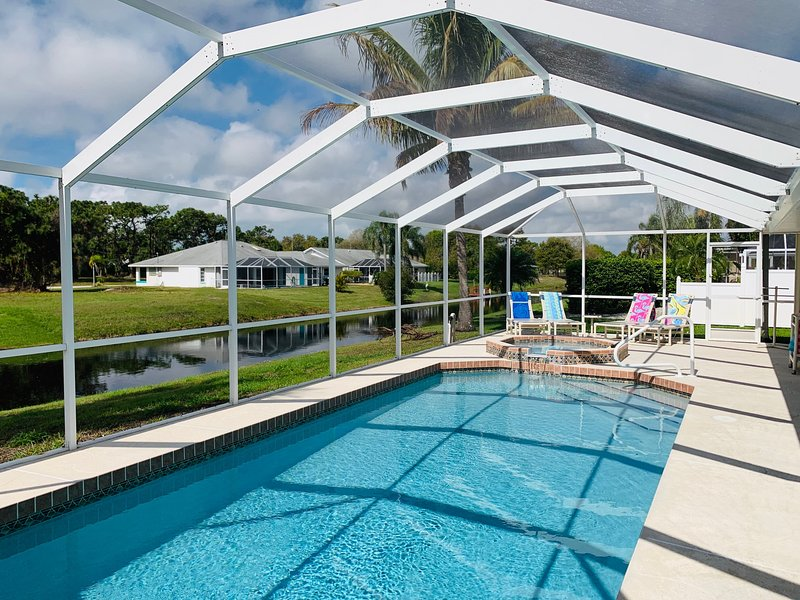 Rotonda West 83 *  Escape & Unwind In Paradise! *, holiday rental in Rotonda West