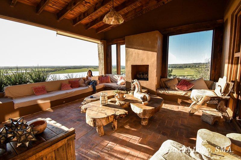 Casa del Lago San Miguel de Allende, holiday rental in El Santuario