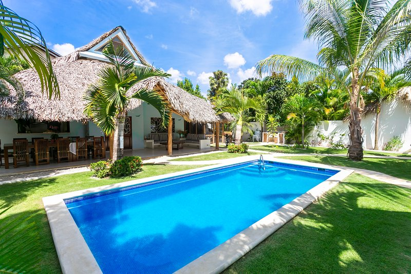 Villa Clarissa V, walking to the beach/restaurants, vacation rental in Las Terrenas