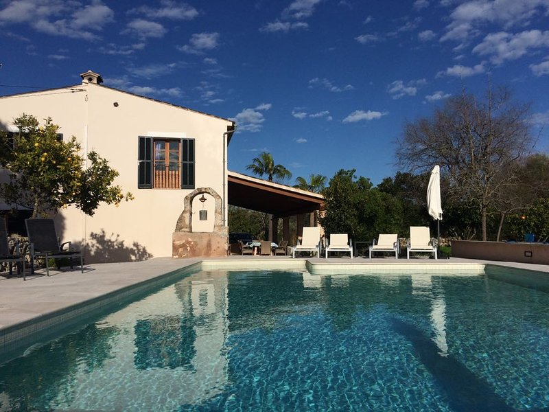 Ca Ses Cavalleres - Stunning pool! (New), vacation rental in Lloret de Vistalegre