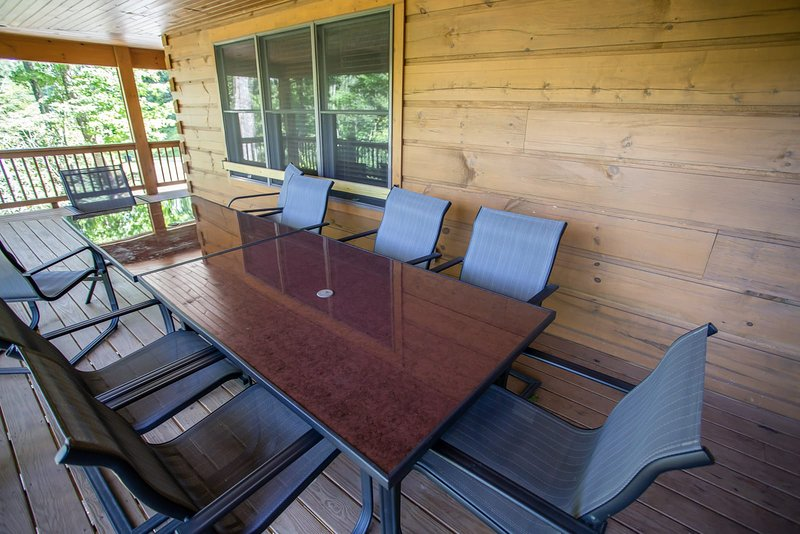 Cenas al aire libre en cubierta