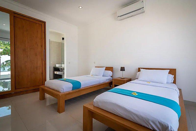 camera da letto 10 con bagno privato