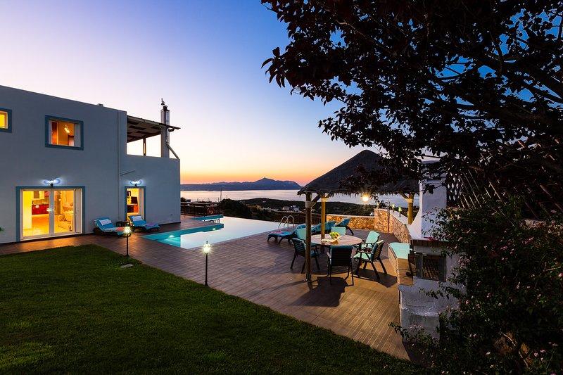 Ekaterini Vip Villa, location de vacances à Plaka