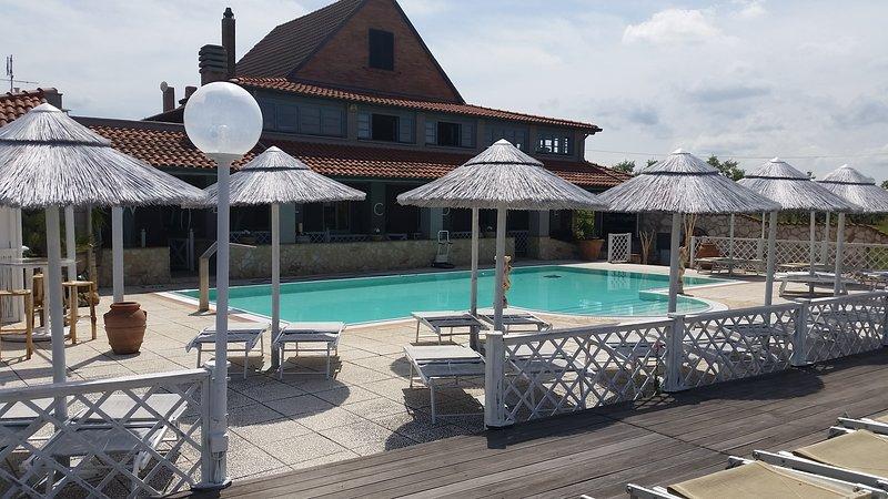Borgo Poggetto-etruscan coast resort  B2, Ferienwohnung in Casale Marittimo